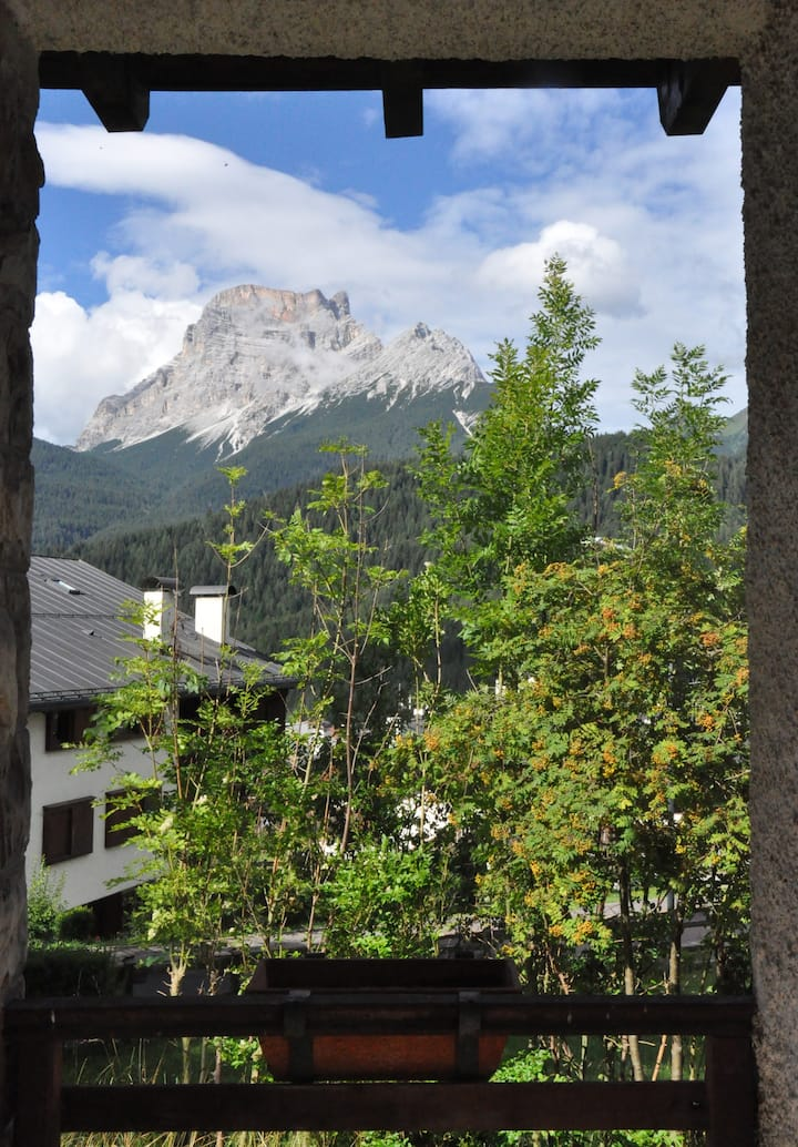 The Mountain View In San Vito di Cadore