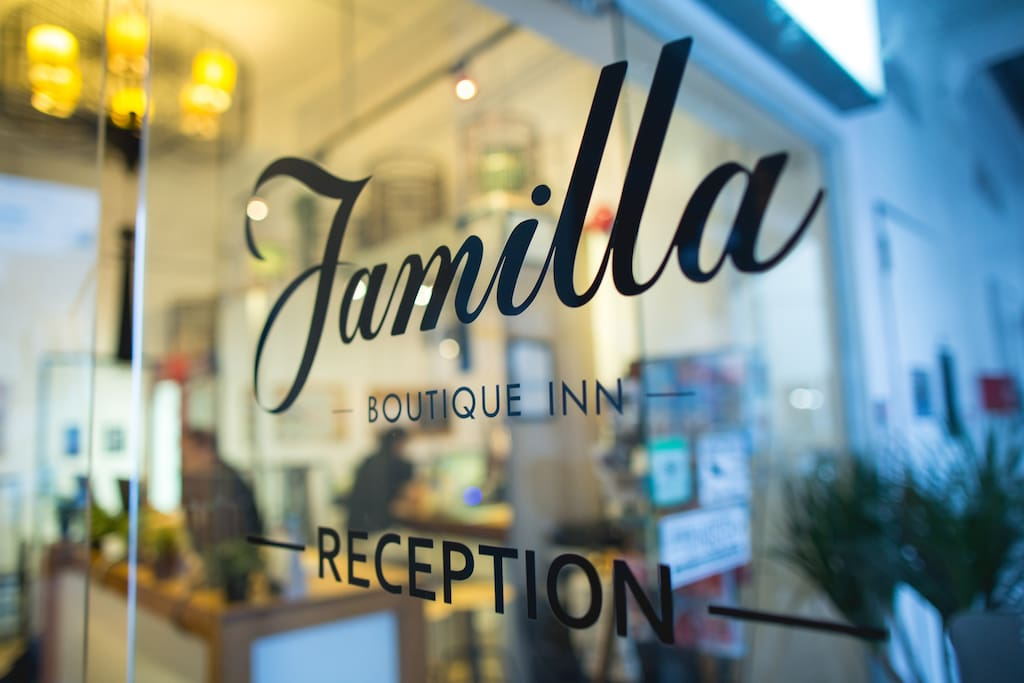 Welcome to Jamilla Boutique Inn!