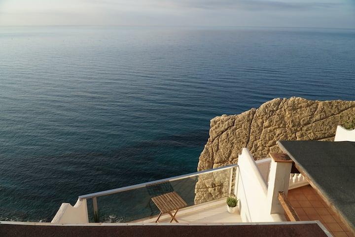 Sensacionales vistas al mar-Overwhelming sea views