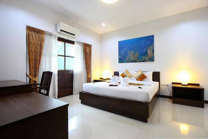 Comfy 1 Bedroom Apartment at Samui Diving Resort