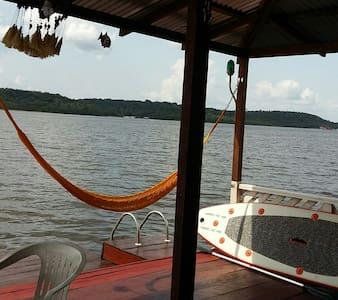 Flutuante em Manaus
