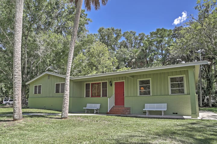 3BR Astor House On Canal - Includes Boat Slip!