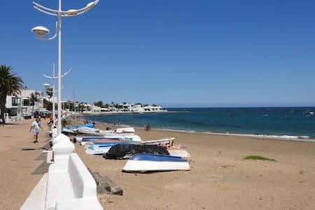 Suite en Playa Honda, Lanzarote. - San Bartolomé - Hus