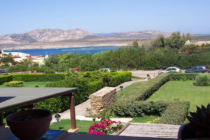 "house with sea view on ""PELOSA"" beach"