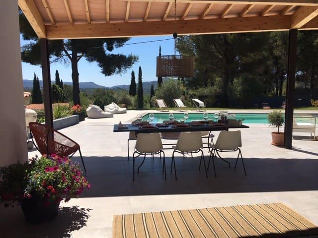 Chambre d'hôtes Villa d'Architecte au Castellet