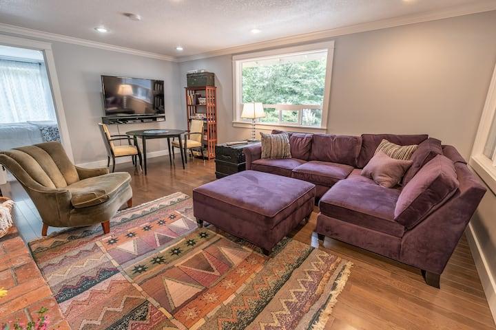 Aspen Suite, Deluxe 3 bedroom family suite