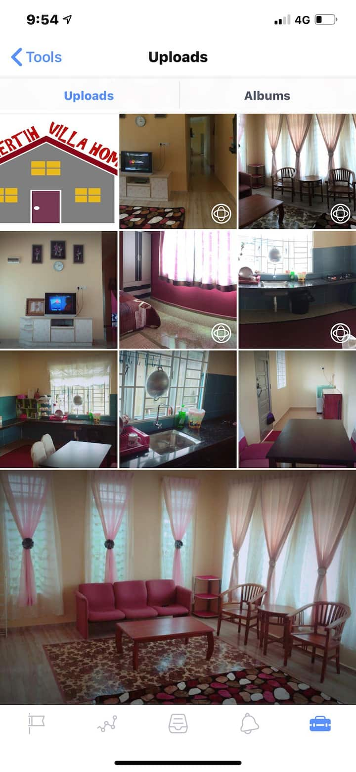 Homestay 3 Bedrooms Kerteh