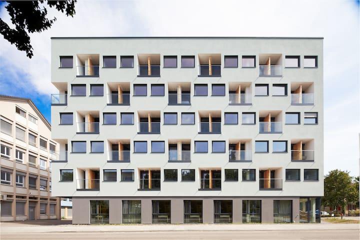 THE FLAG Zürich - Classic Apartment