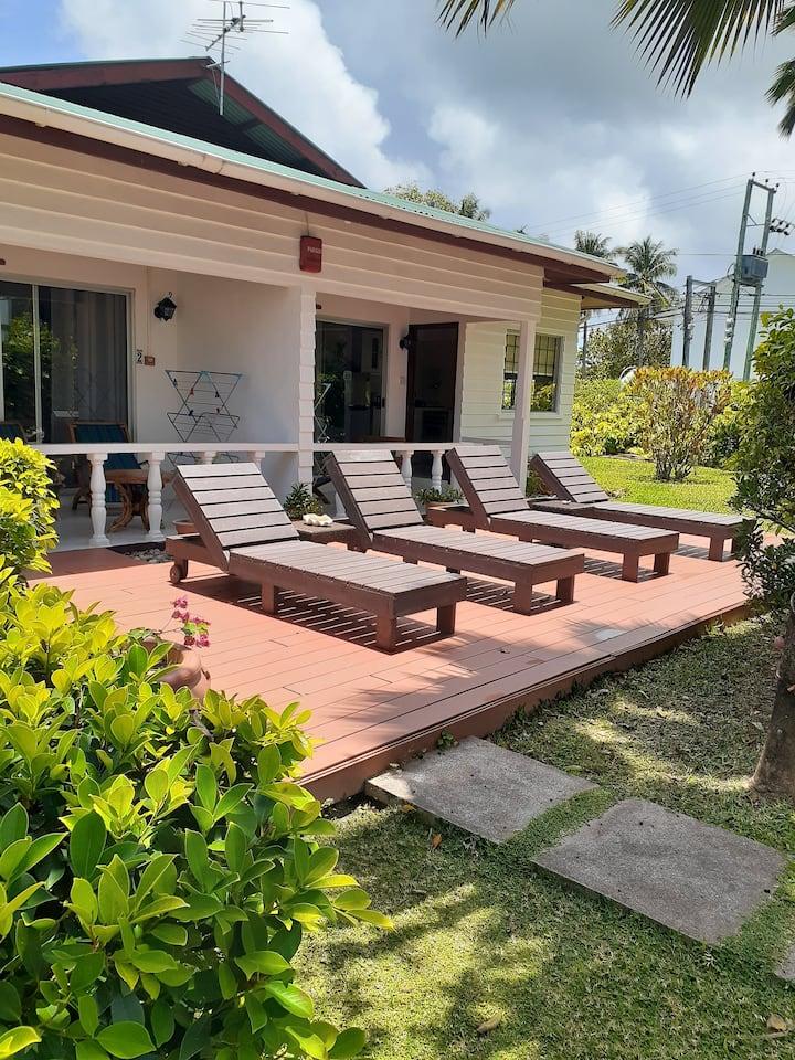 Le Tropique Villa Garden View