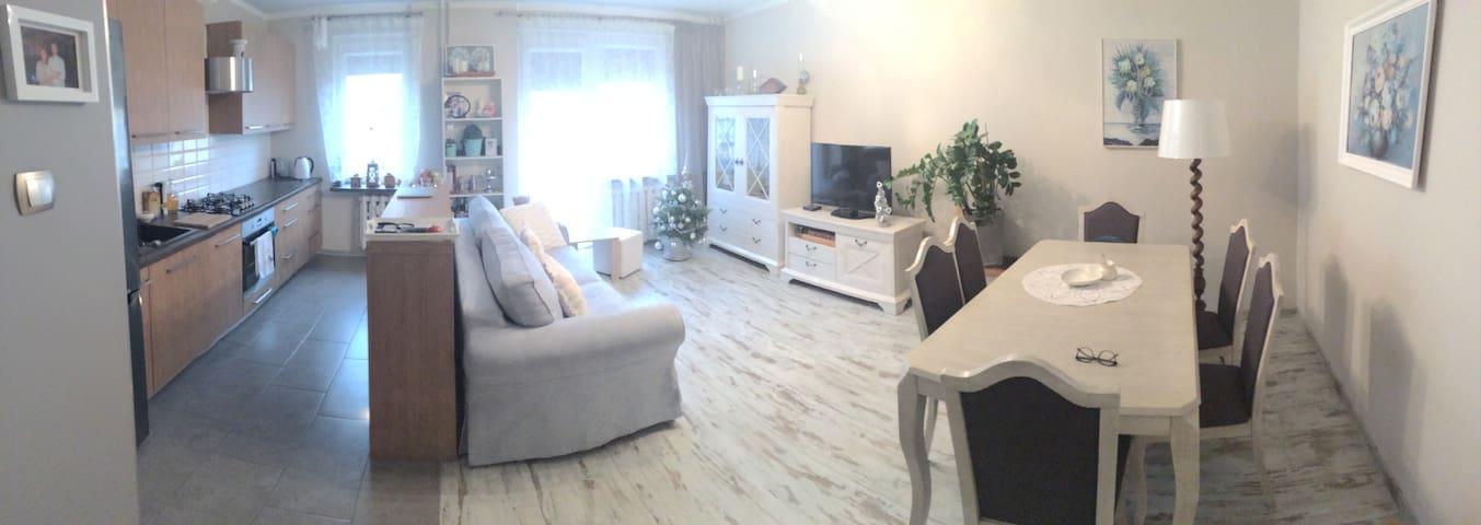 Rustical Apartment in city center - Breslávia - Apartamento