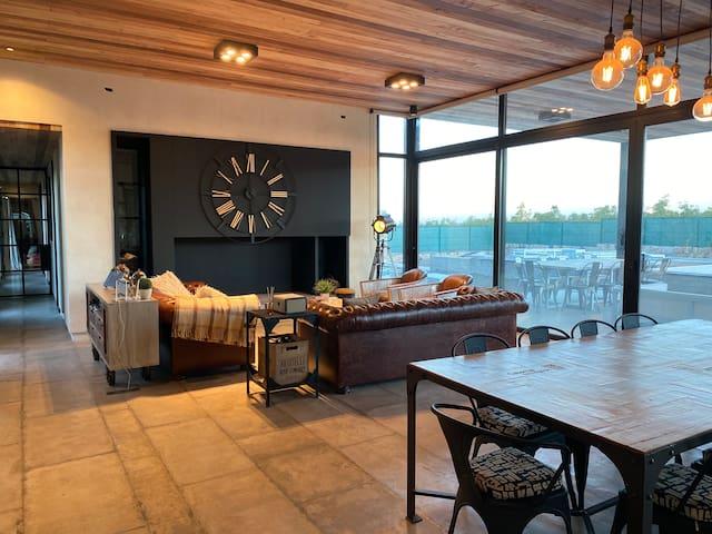 CASA VIÑA Guesthouse (Valle de Uco) Double Bedroom