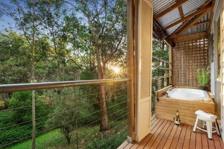 Briars Cottage - Daylesford (Two Bedroom Option)