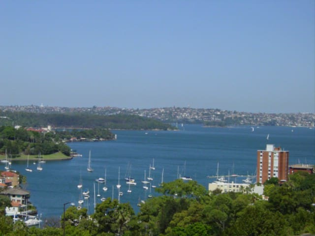 Huge 2BR Penthouse Style, Great Water Views ALF49 - Milsons Point - Departamento