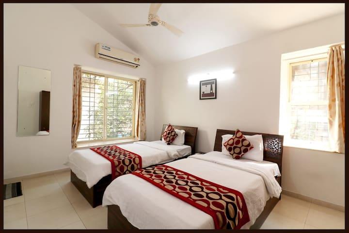 Luxurious Serviced Apartment at Nagar Road
