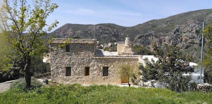 Stone-built Villa