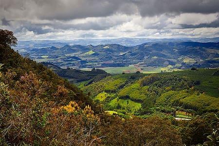 Paraíso Aconchegante + Pet Friendly | Serra Negra