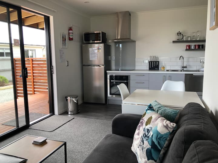 Twizel - 1 Bedroom Apartment on Mackenzie