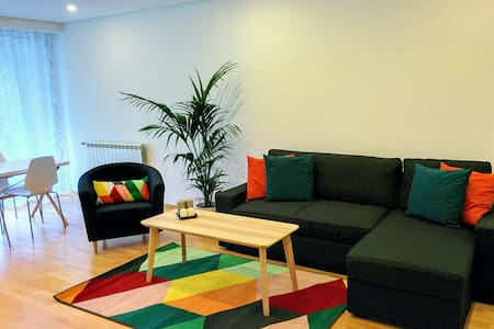 Modern, renovated apartment, close to the beach - Matosinhos - Pis