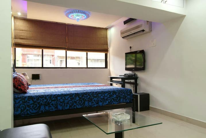 1-Bed apartment in Vashi, Navi Mumbai
