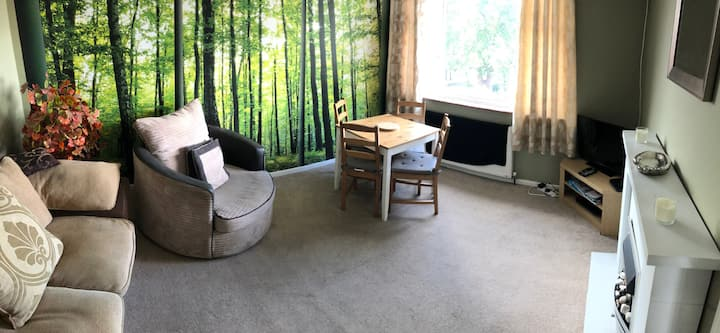 Two bed apartment in fantastic location