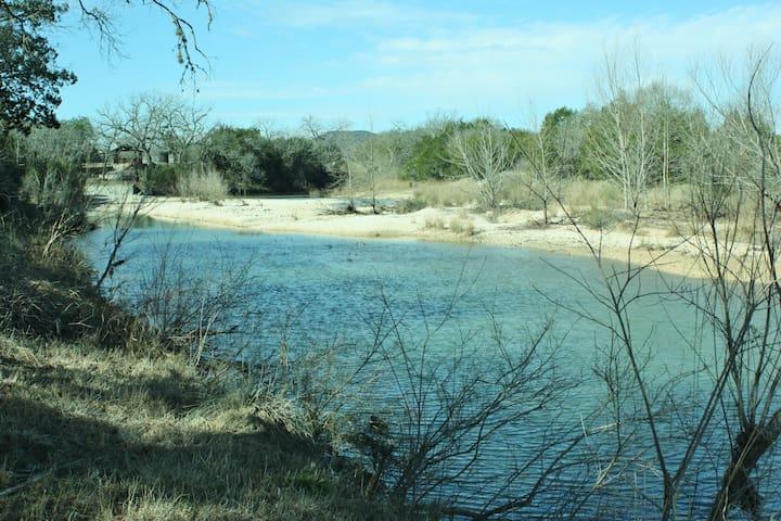 Weber Ranch Cabin | Medina River | Texas Vacation