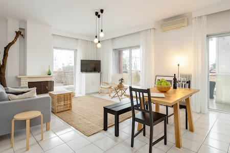 3BR Suite 300mts from the Beach