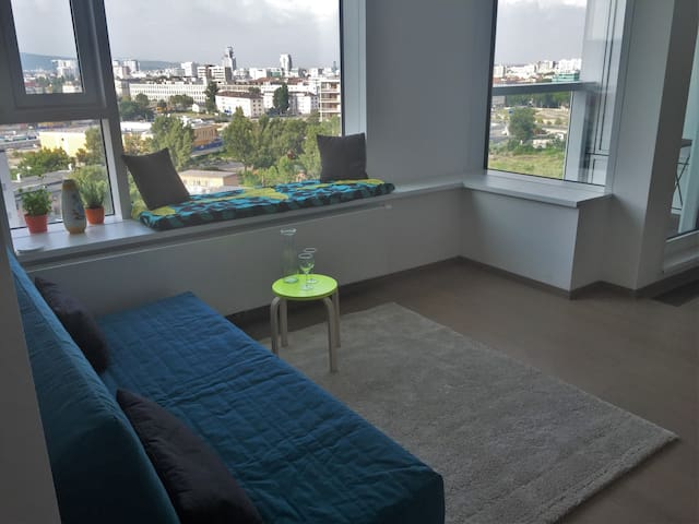 All you need apartment for nowaday travelers - Bratislava