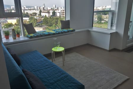 All you need apartment for nowaday travelers - Bratislava - Daire
