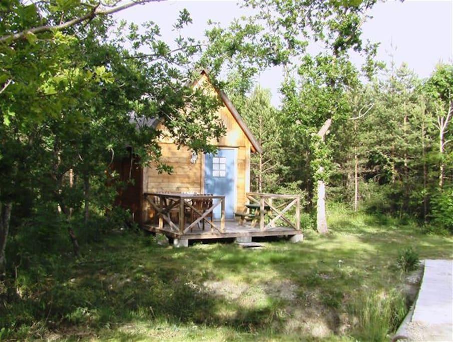 Hütte 5