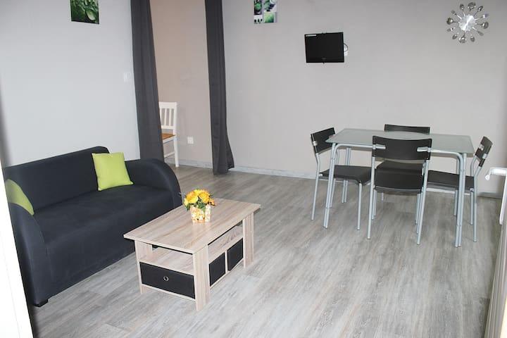 Gîte Boucou, location meublé  - Buanes - Flat