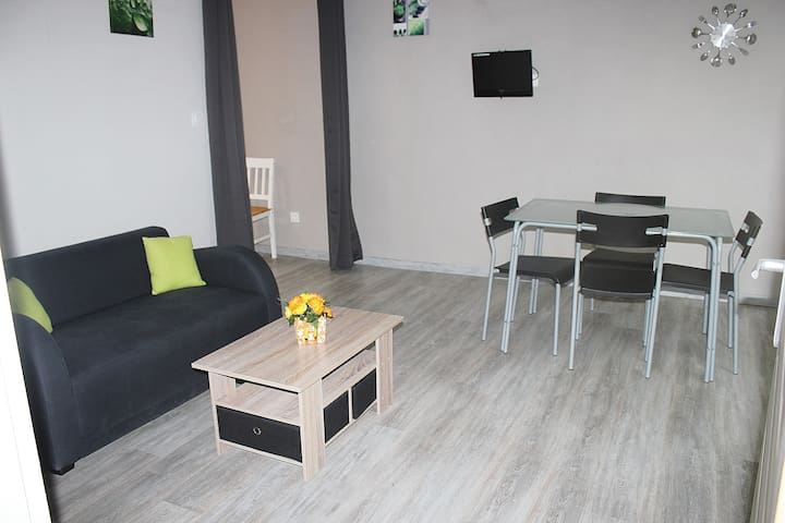 Gîte Boucou, location meublé  - Buanes - Departamento