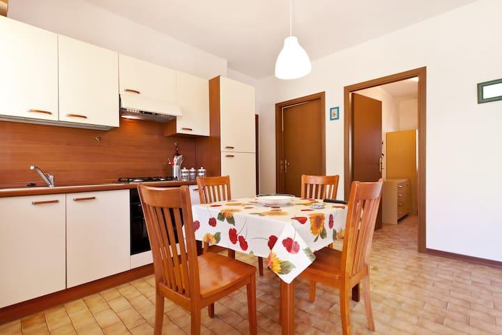 Trilocale ideale per l'estate - Marina di Castagneto Carducci - Apartament