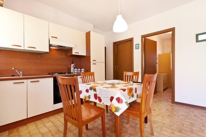 Trilocale ideale per l'estate - Marina di Castagneto Carducci - Lägenhet