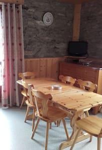 Appartement n°4 Résidence le Solert - Lanslevillard - Huoneisto