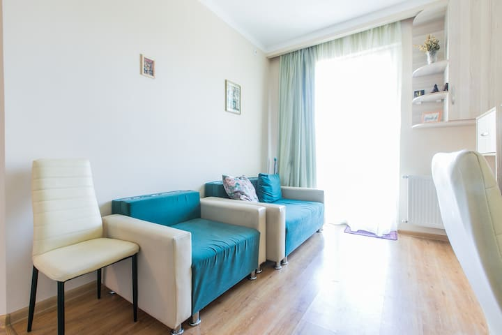 Lovely comfortable apartment in Tbilisi