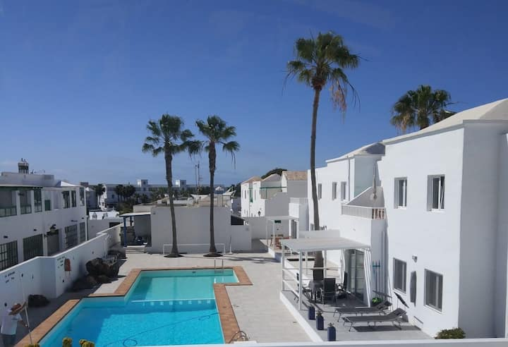 Relaxing Walk sea apartment in Costa Teguise