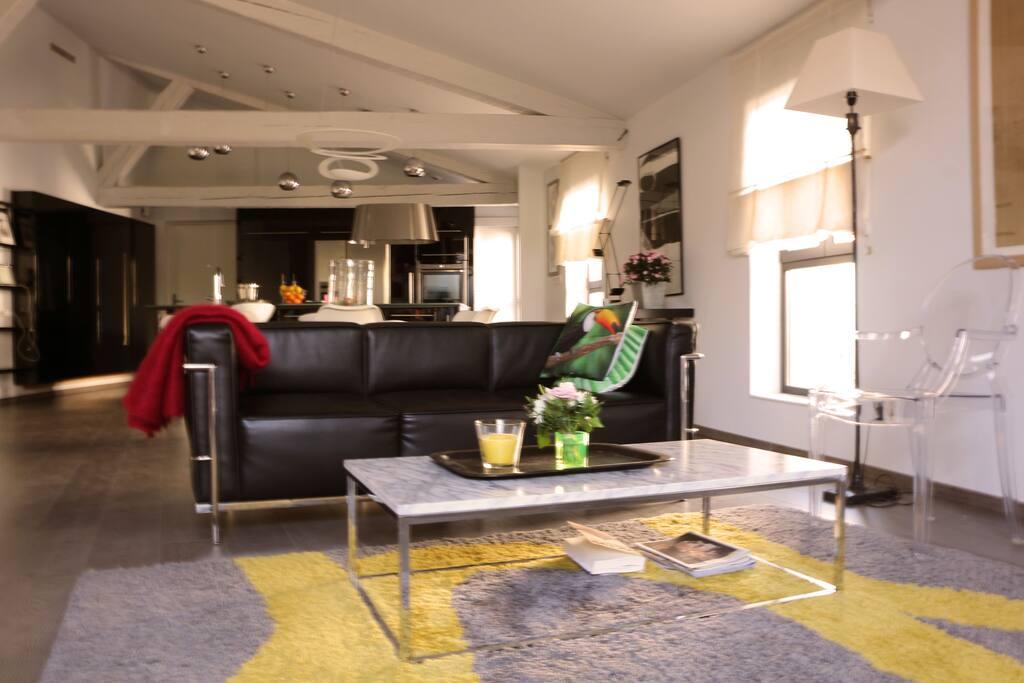 Appartement de prestige centre ville avec garage for Garage limoges centre ville
