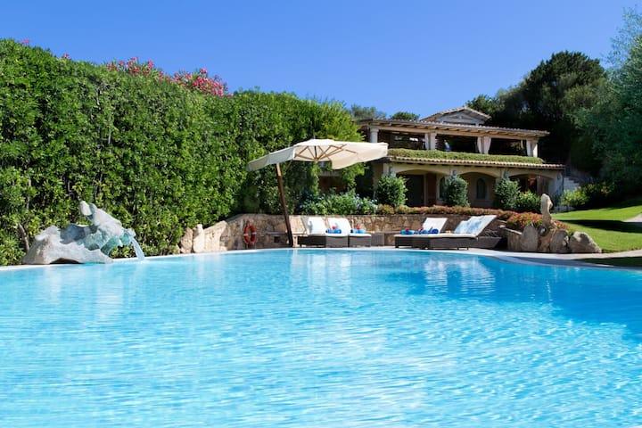 Villa Crystal is a luxury vacation