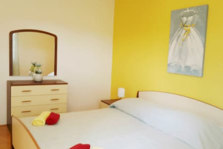 Apartments Luciano / A1 / Two Bedrooms - Zminj