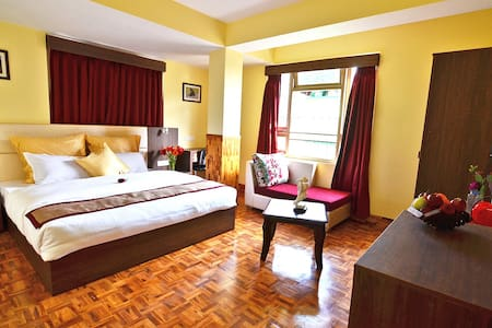 An Executive Room at Powring. - East Sikkim
