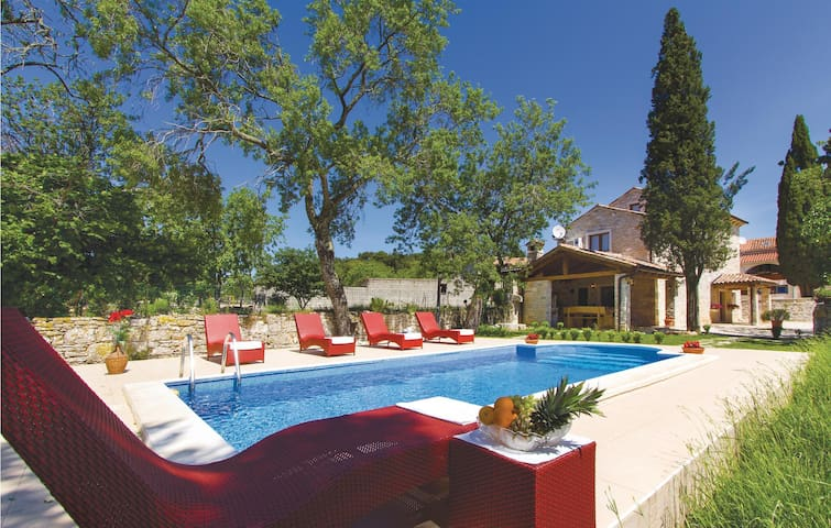 Amazing holiday house in the heart of Istria