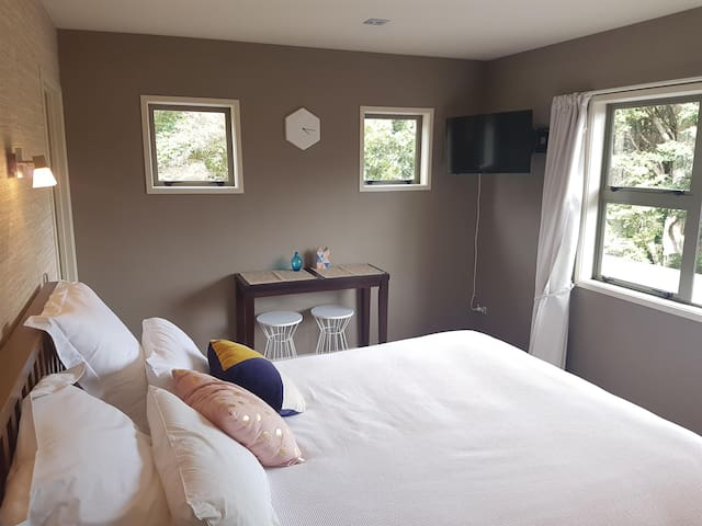 Mair B&B - Private Ensuite Room - Whangarei - Huis