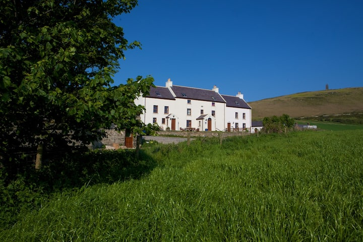 Knockaloe Beg Farm B&B on the stunning Isle of Man