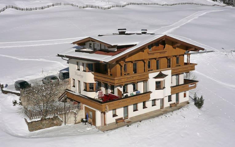 Apartments in herrlicher Lage in Hintertux