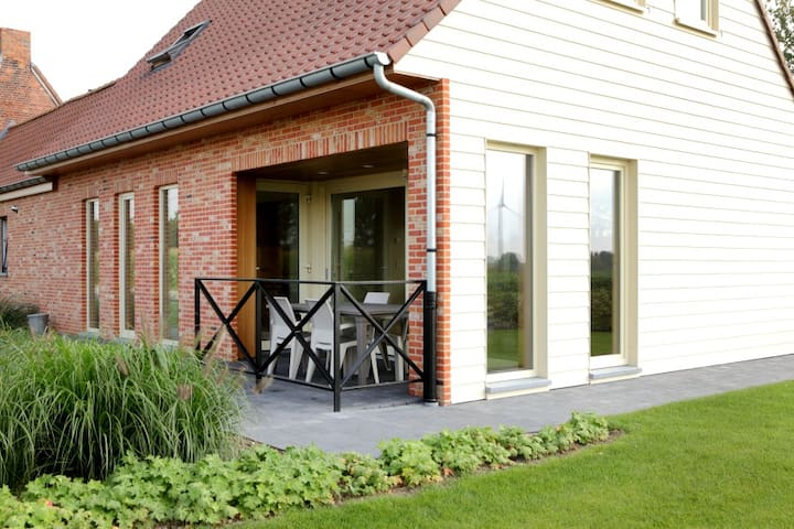 Back2Front holiday house - Ypres - House