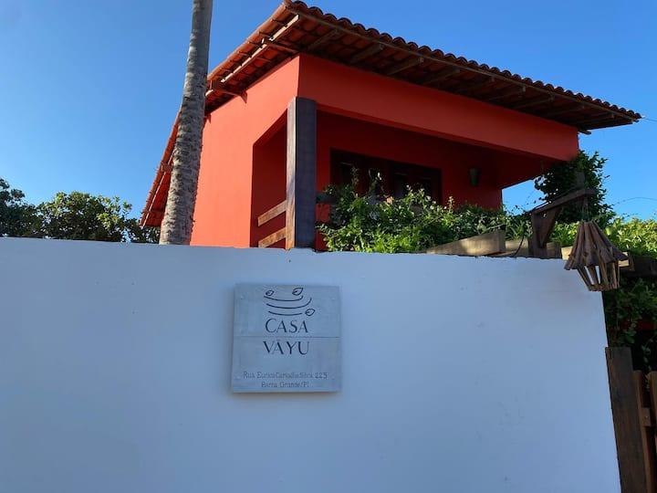 Tranquilidade e charme em Barra Grande: Casa Vāyu