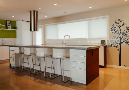 3 bed home with custom built kitchen inner city