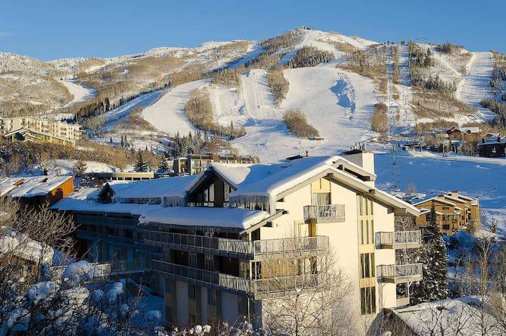 Ski Time Square at SteamboatDreamVacation