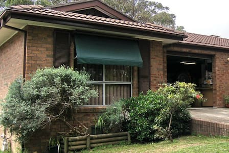 BLUE MOUNTAINS, WENTWORTH FALLS, RETREAT - ウェントワース・フォールズ