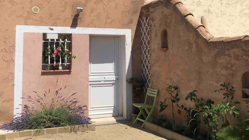 Studio meublé dans un quartier calme